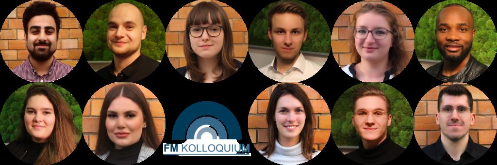 FM Kolloquium 2020 Unser Team C4PO