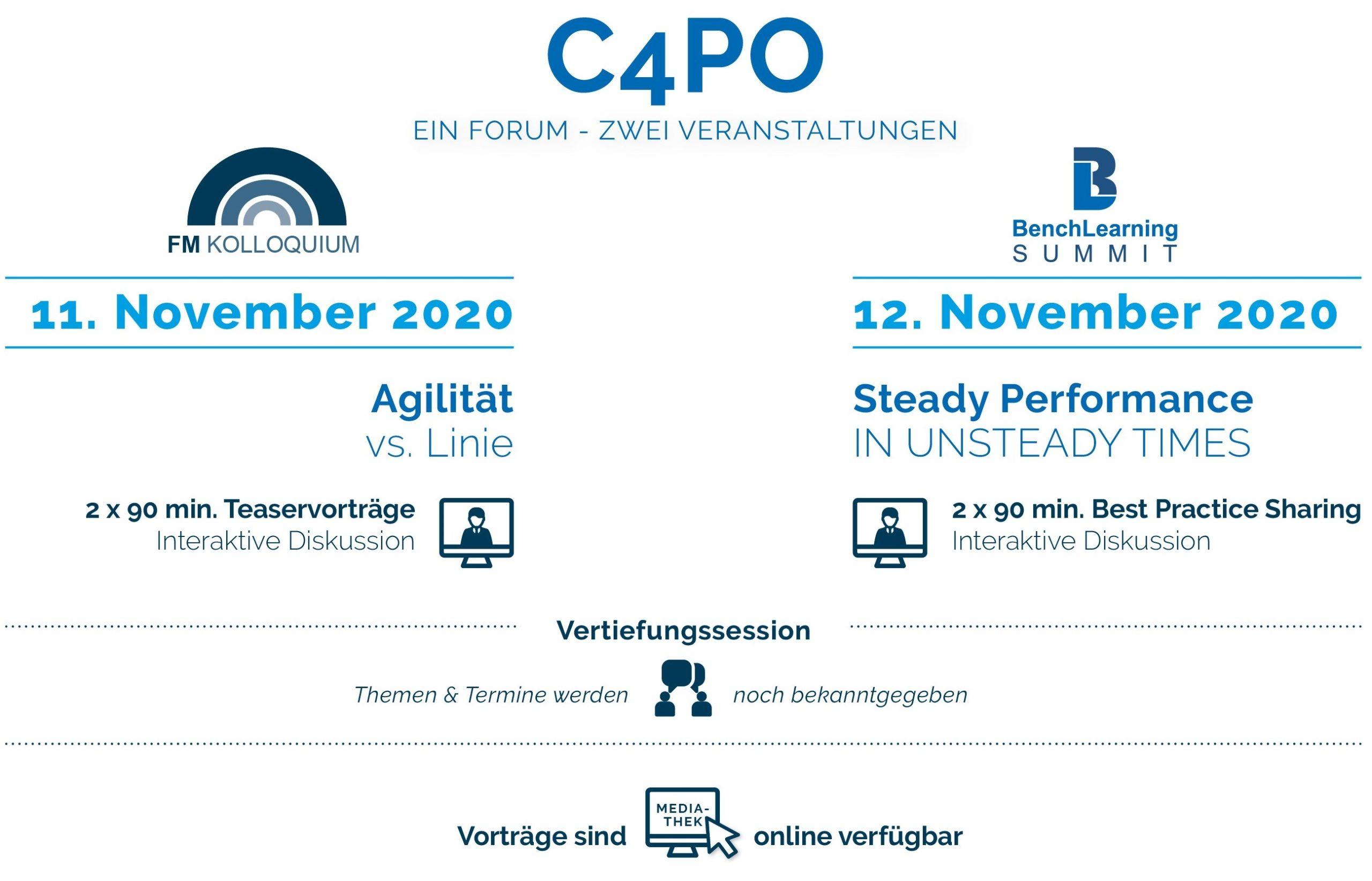 C4PO hybrides Konzept